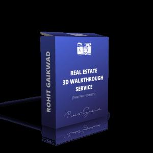 Real estate 3d walkthrough by Rohit Gaikwad