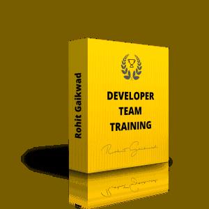 builder team training by Rohit Gaikwad