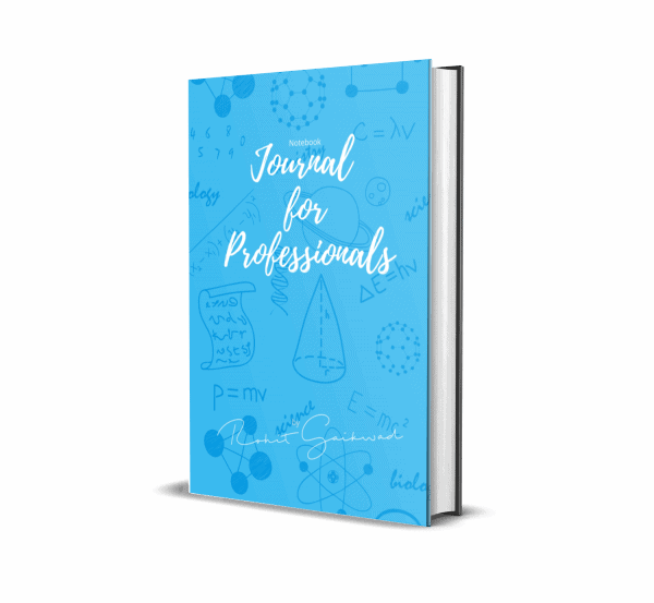 Notebook: Journals for Professionals