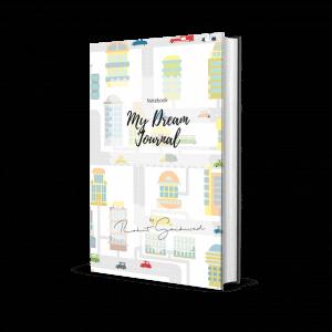 Notebook: My Dream Journal
