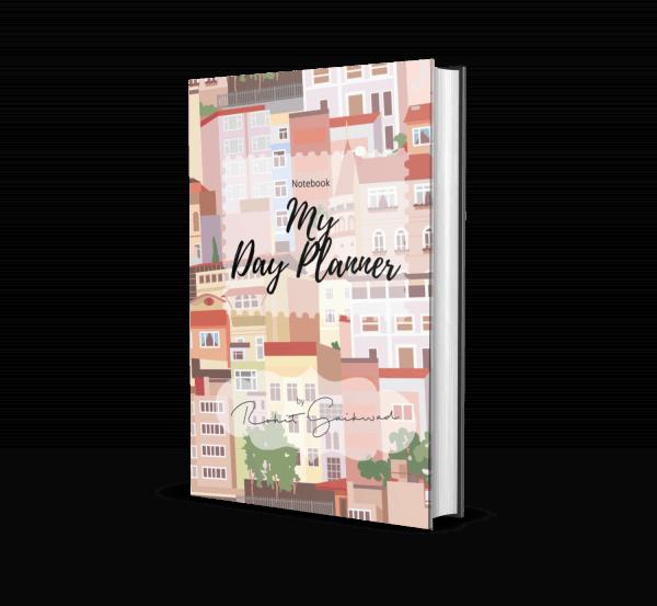 Notebook: My Day Planner