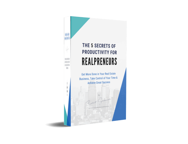 The 5 Secrets of Productivity for Realpreneurs by Rohit Gaikwad